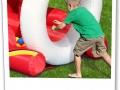 Noleggio affitto gonfiabili per bambini compleanni feste perugia umbria mod  aeroplano