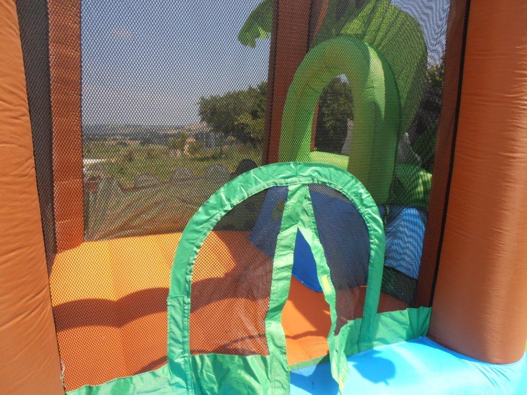 Noleggio gonfiabile per bambini Perugia Mod  Giungla