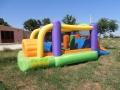 Noleggio affitto gonfiabili per bambini compleanni feste perugia umbria Percorso