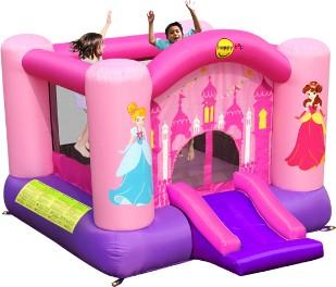 Noleggio affitto gonfiabili per bambini compleanni feste perugia umbria principessa
